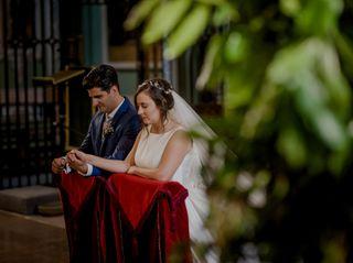 La boda de Miguel José  y María del Carmen