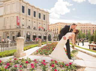 La boda de Susan  y Jose