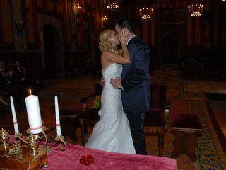 La boda de Isabel y Albert 1