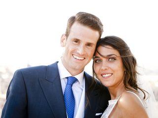La boda de Guillermo y Lourdes