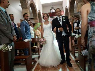 La boda de Rosa  y Antonio José  3