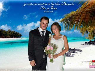 La boda de Rosa  y Antonio José