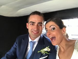 La boda de María y Diego 1