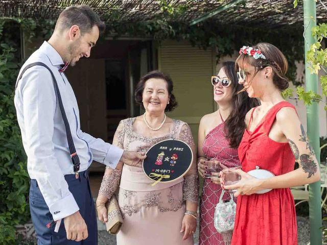 La boda de Javi y Ana en San Agustin De Guadalix, Madrid 17