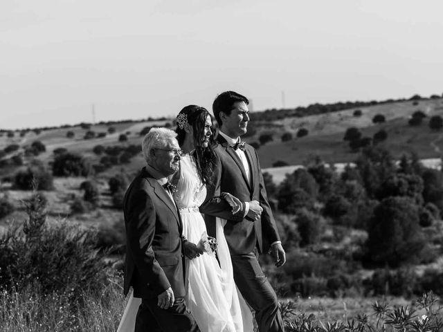 La boda de Javi y Ana en San Agustin De Guadalix, Madrid 20