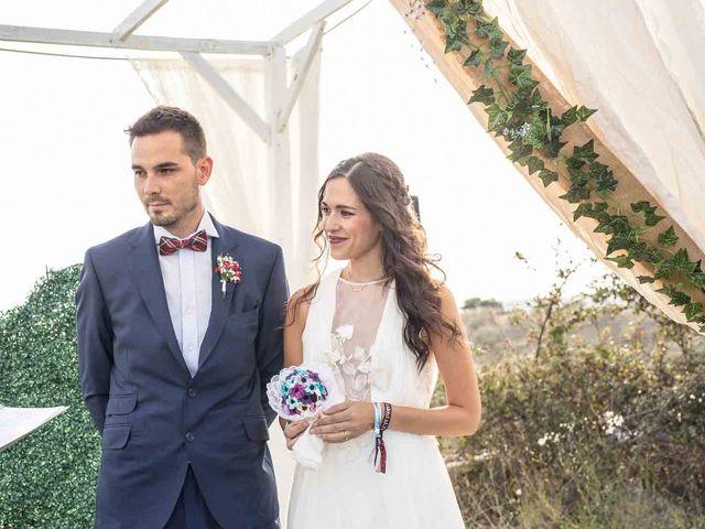 La boda de Javi y Ana en San Agustin De Guadalix, Madrid 24