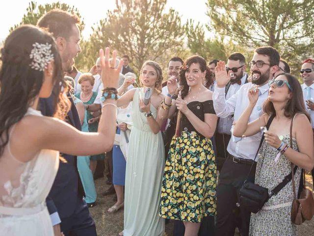 La boda de Javi y Ana en San Agustin De Guadalix, Madrid 32