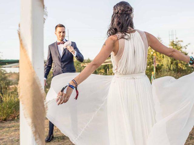 La boda de Javi y Ana en San Agustin De Guadalix, Madrid 35