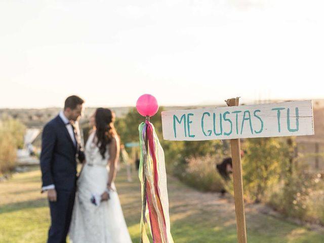 La boda de Javi y Ana en San Agustin De Guadalix, Madrid 38