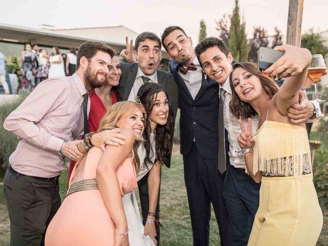 La boda de Javi y Ana en San Agustin De Guadalix, Madrid 46