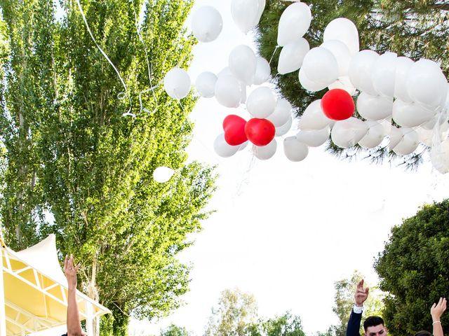 La boda de Loli y Cristina en Recas, Toledo 17