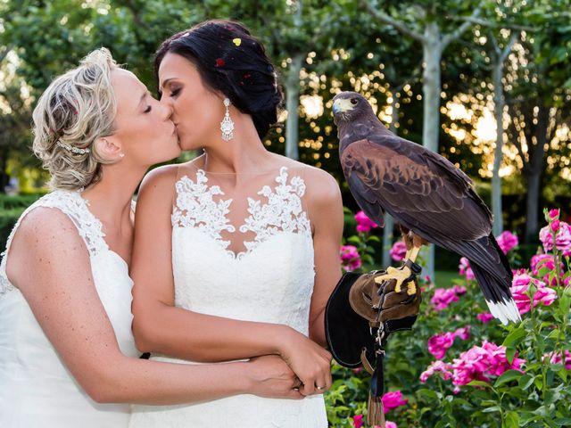 La boda de Loli y Cristina en Recas, Toledo 20