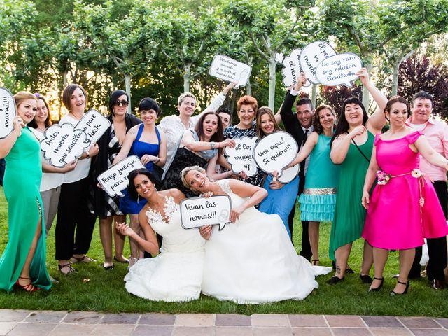 La boda de Loli y Cristina en Recas, Toledo 22