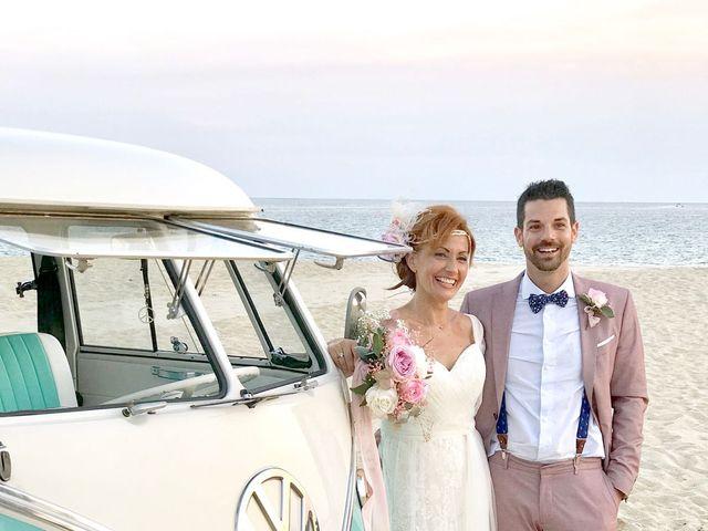 La boda de Mar Suárez y Oscar