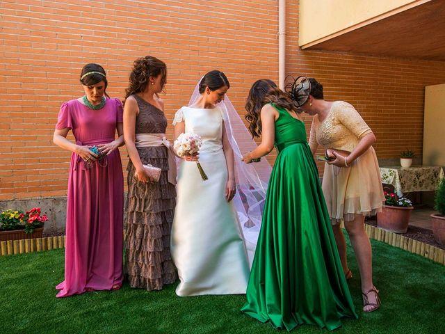 La boda de Alejandro y María en Toledo, Toledo 5