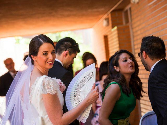 La boda de Alejandro y María en Toledo, Toledo 6