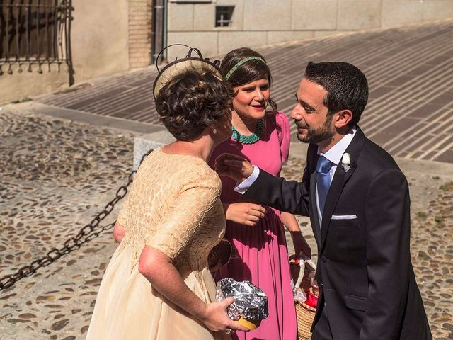 La boda de Alejandro y María en Toledo, Toledo 13