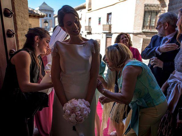 La boda de Alejandro y María en Toledo, Toledo 14