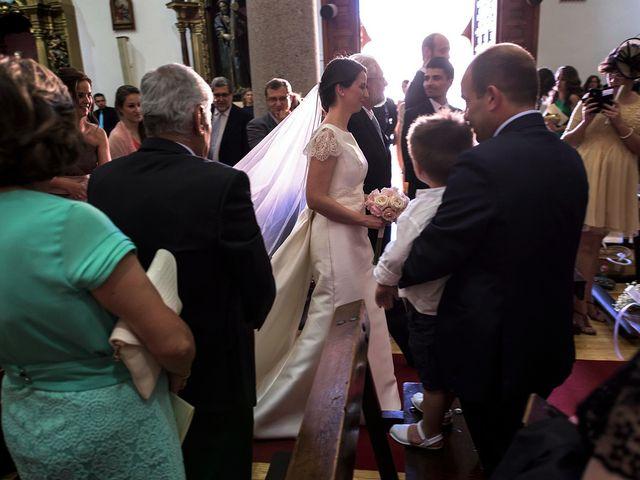 La boda de Alejandro y María en Toledo, Toledo 15