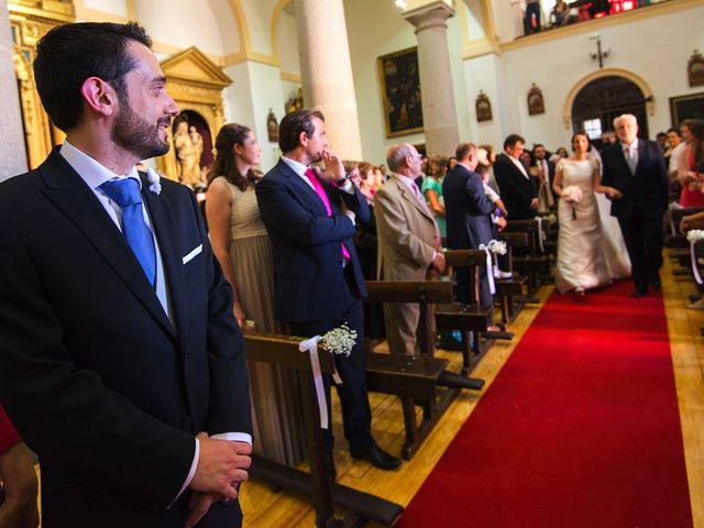 La boda de Alejandro y María en Toledo, Toledo 16