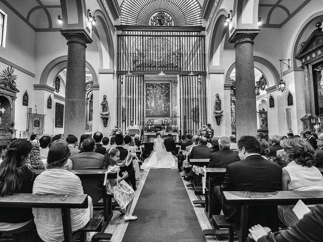 La boda de Alejandro y María en Toledo, Toledo 18