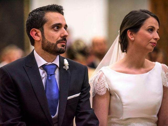 La boda de Alejandro y María en Toledo, Toledo 20
