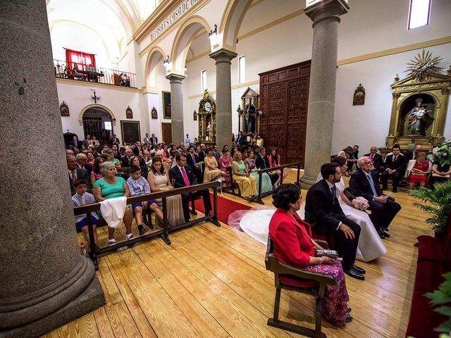 La boda de Alejandro y María en Toledo, Toledo 21
