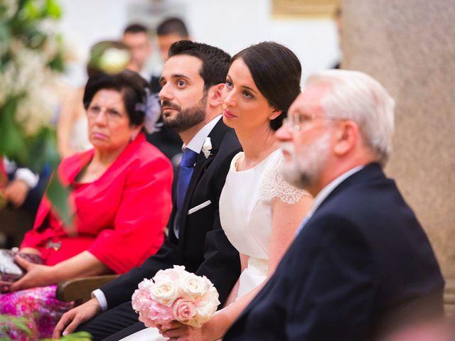 La boda de Alejandro y María en Toledo, Toledo 22