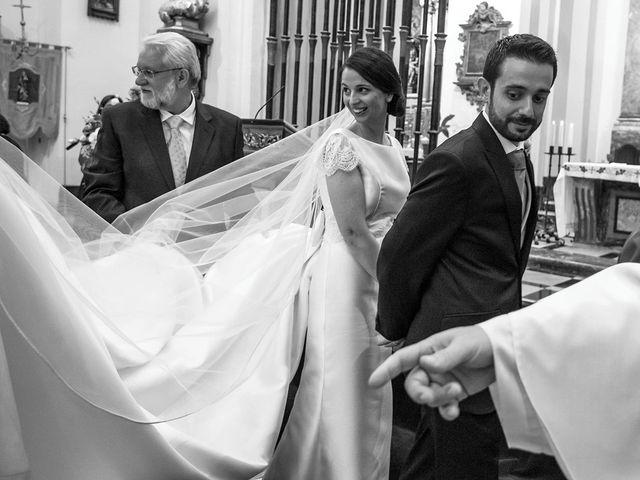 La boda de Alejandro y María en Toledo, Toledo 26