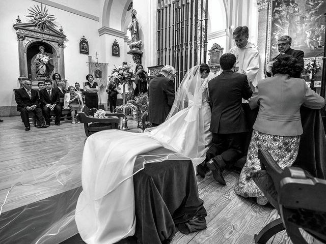 La boda de Alejandro y María en Toledo, Toledo 27