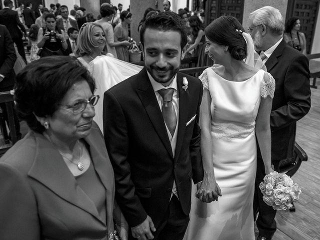 La boda de Alejandro y María en Toledo, Toledo 28