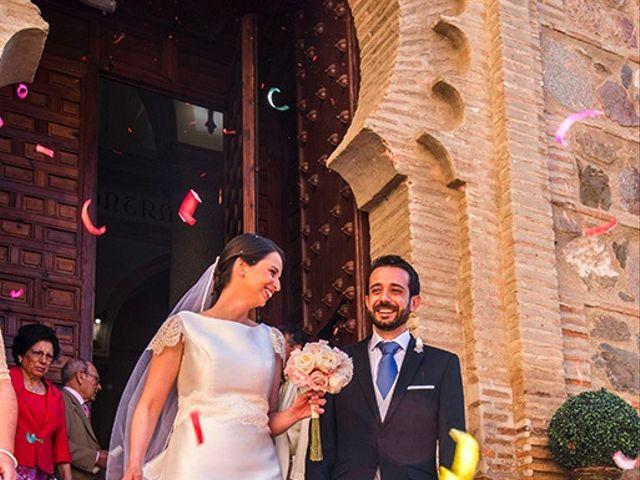 La boda de Alejandro y María en Toledo, Toledo 29