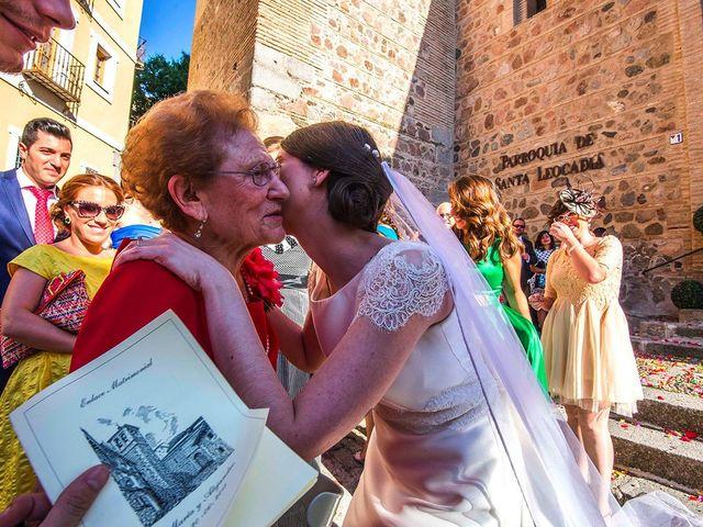 La boda de Alejandro y María en Toledo, Toledo 30