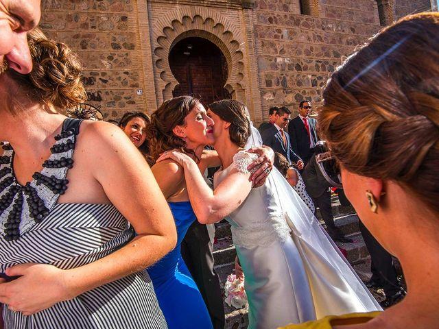 La boda de Alejandro y María en Toledo, Toledo 31