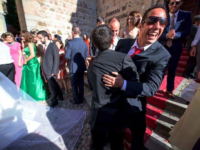 La boda de Alejandro y María en Toledo, Toledo 32
