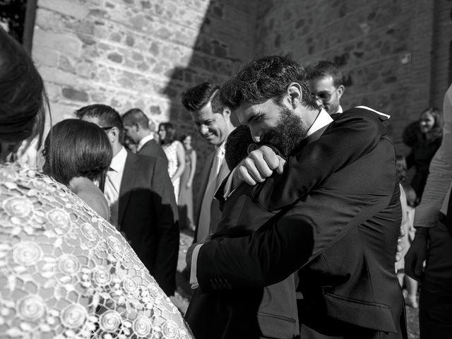 La boda de Alejandro y María en Toledo, Toledo 33