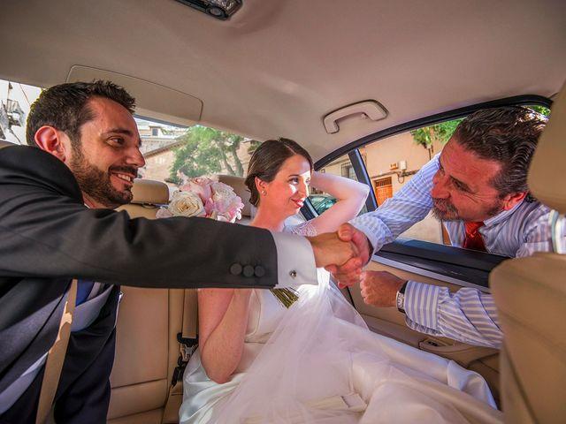 La boda de Alejandro y María en Toledo, Toledo 36