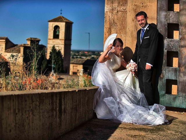 La boda de Alejandro y María en Toledo, Toledo 37
