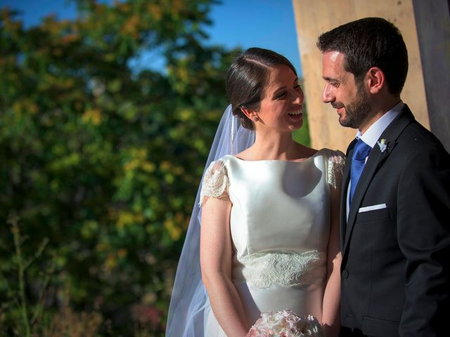 La boda de Alejandro y María en Toledo, Toledo 38