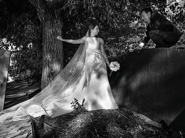 La boda de Alejandro y María en Toledo, Toledo 39