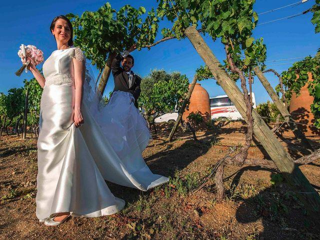 La boda de Alejandro y María en Toledo, Toledo 43
