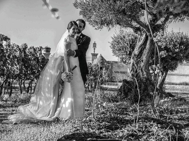 La boda de Alejandro y María en Toledo, Toledo 44