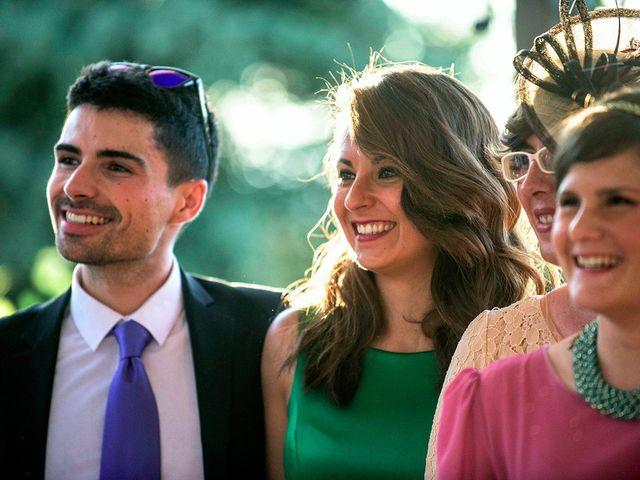 La boda de Alejandro y María en Toledo, Toledo 45