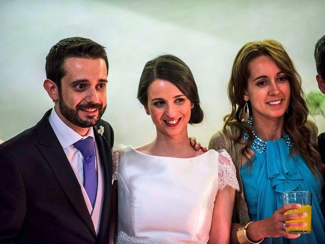 La boda de Alejandro y María en Toledo, Toledo 49