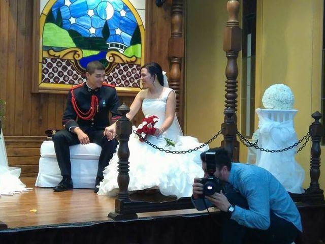 La boda de Jesús   y Samantha  en Pedrola, Zaragoza 11