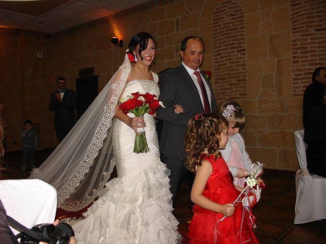 La boda de Jesús   y Samantha  en Pedrola, Zaragoza 8