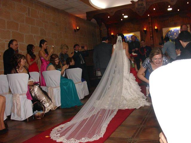La boda de Jesús   y Samantha  en Pedrola, Zaragoza 9