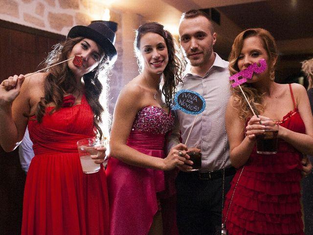 La boda de Jesús   y Samantha  en Pedrola, Zaragoza 33