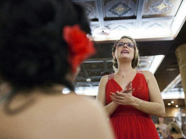 La boda de Jesús   y Samantha  en Pedrola, Zaragoza 19