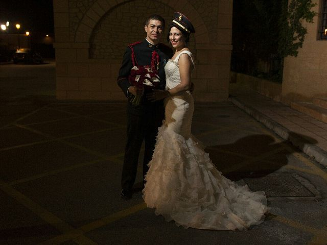 La boda de Jesús   y Samantha  en Pedrola, Zaragoza 21